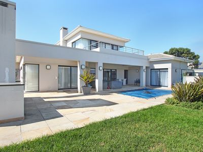 Photo for Luxurious  Villa ,its Golf Course &  Ocean Front with views of Table Mountain,