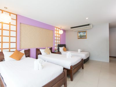 Photo for Deluxe Triple Room with Sea View