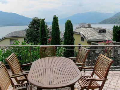Photo for Apartment Onda Blu (GLA168) in Gera Lario - 6 persons, 3 bedrooms
