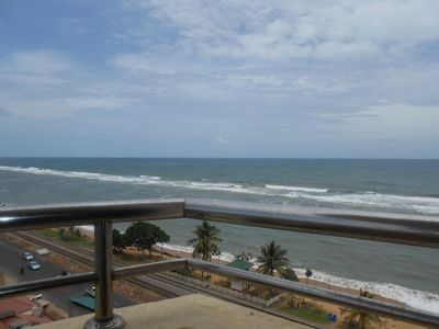 Photo for 3B/R 2BT Apartment in Colombo City| Walking distance to the Beach.