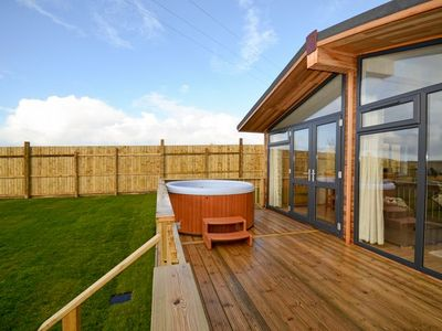 Photo for 3 bedroom Log Cabin in Padstow - BLODG
