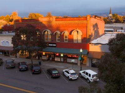 Photo for Historic Hungate Building on Main Street