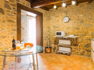 Photo for Casa Bel, a lovely, fully restored, stone house for 2 +1 persons, near Lucca
