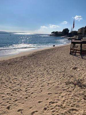 Photo for 2 room apartment sea view 80 meters from the beach town center of Ajaccio
