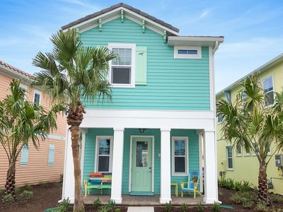 Photo for The Tipsy Islander: 2 BR / 2 BA home in Kissimmee, Sleeps 6