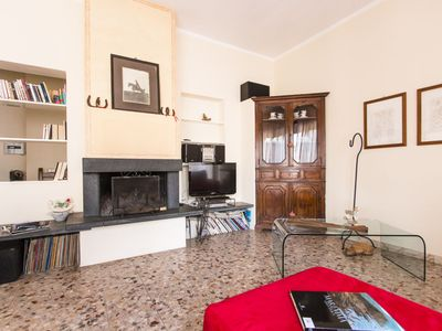 Photo for App. Cesare - 100m from Sea, Private Garden, WIFI, perfect for beach holiday
