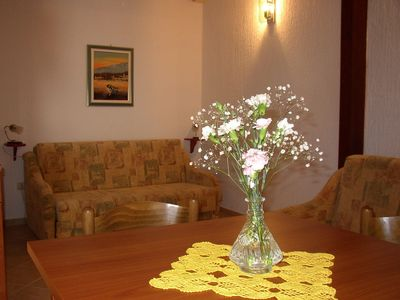 Photo for Apartment Luca  SA3(3)  - Povljana, Island Pag, Croatia