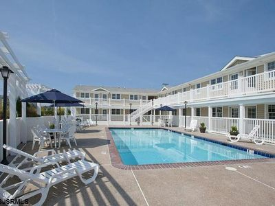 Photo for Beautiful Beach Block Renovated Condo w/Pool, minutes from Atlantic City!