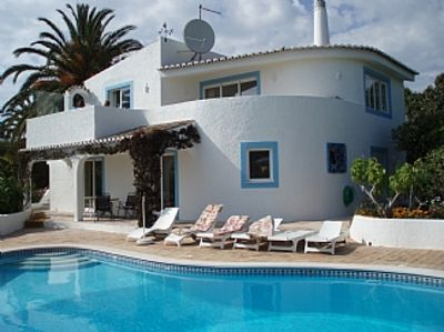 Photo for Lovely Villa With Private Pool And Magnificent Sea Views