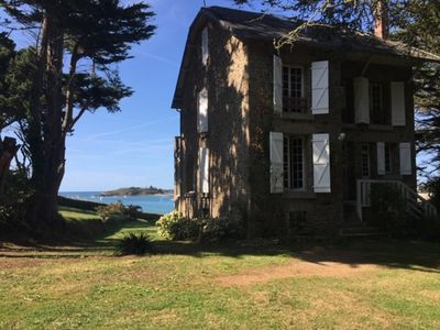 Photo for 6BR House Vacation Rental in Lancieux, Bretagne