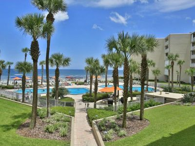 Photo for Oceanfront Paradise Condo with Magnificent Views!  Sleeps 6+ , close to Orlando