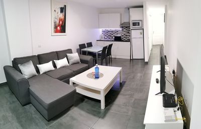 Photo for Newly renovated downtown apartment in Playa del Inglés