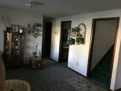 Photo for 3 Bedroom 3 Bath Waterfront On The Spokane River