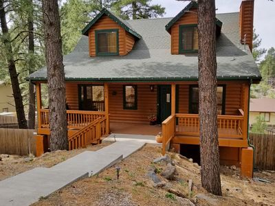 Highland Lodge- Your home away from home.