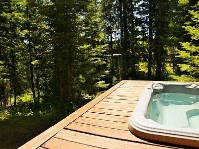 Photo for 3BR Cabin Vacation Rental in Tamarack, Idaho