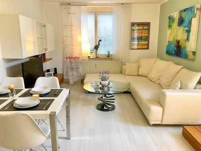 Photo for Starfish I, modern 52sqm apartment for 2 people
