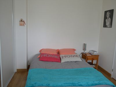 Photo for House in Rance quiet, 1 bedroom with shower and private wc -pdj offered