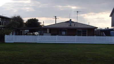 Port Albert Holiday House, great for families, with an awesome water view.