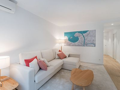 Photo for MALIBU: 3 minutes from the beach, newly renovated, with air conditioning