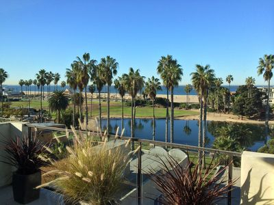 Photo for Playa Del Rey 4 Story Home 2 Blks From Beach With Ocean Views And Roof Top Deck