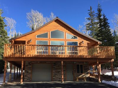 Photo for Brian Head Cabin Gem! Walk to Lifts! Built in 2018!