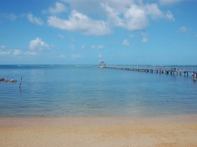 Photo for Rock point Villas, Vacations Rentals Sandy Bay, Roatan, Honduras C.A