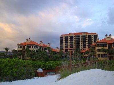 Photo for Family Friendly Beachfront Villa on Marco Island, Fl.