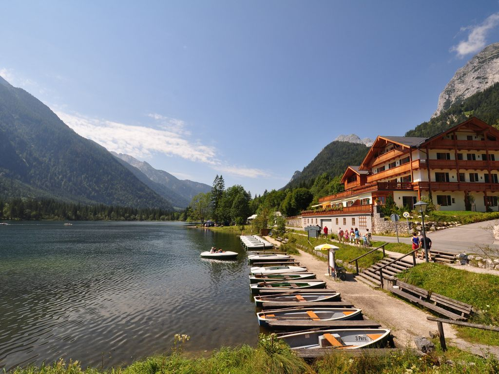 Apartment Directly At The Hintersee Homeaway