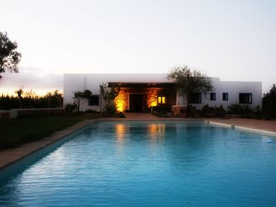 Photo for Luxury villa in Ibiza for 12 people in the heart of the island