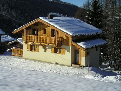 Photo for 6BR Chalet Vacation Rental in La Plagne Tarentaise, Auvergne-Rhône-Alpes