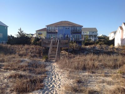 Photo for Panoramic Views Newly Renovated - Oceanfront Sleeps 14 in Spinnakers Reach