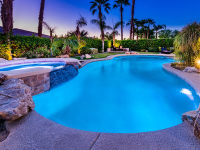 Photo for Modern & Professionally Managed Home w/Pool & Spa, Billiards & Putting Green!