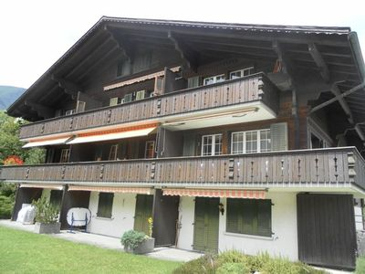 Photo for Cosy apartment for 5 people with internet, TV, balcony and parking
