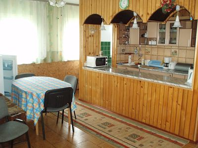 Photo for House 24 m from the center of Cieciorka with Parking, Balcony (129863)