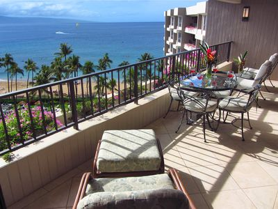 Photo for #2113- Remodeled Kaanapali Alii 3 Bedroom. Top Floor, Ocean view, Video Attached