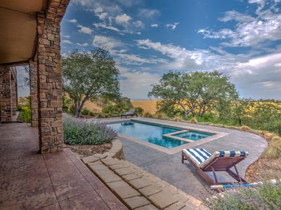 Photo for Luxury Living In The Heart Of Wine Country! A Exceptional Vacation Destination!