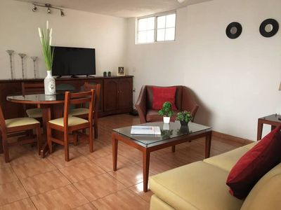 Photo for Cozy apartment situated in Condesa
