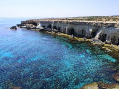 Photo for Imagine Your Family Renting a Luxury Holiday Villa Close to Protaras' Main Attractions, Protaras Villa 1291