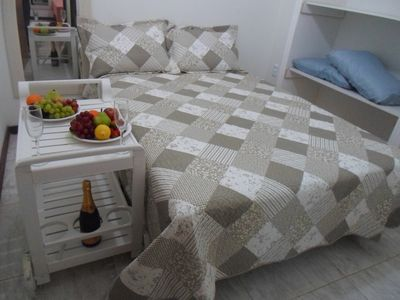 Photo for Furnished apartment 7 minutes from Praia de Guarajuba