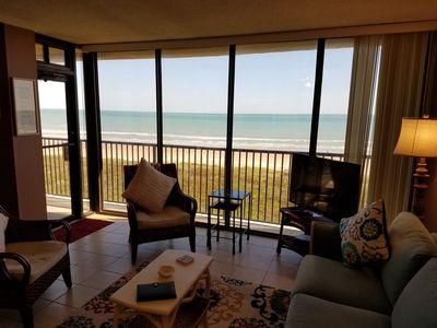 Photo for Beachfront 4th Floor, Unbelievable Views!!!