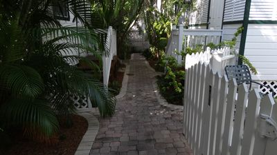 Photo for Free standing private home in a 6 unit complex with pool in old town Key West.