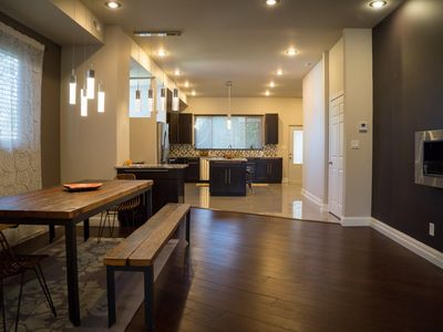 Photo for Stunning 3-Floor, 4 BR, 3.5 BA Home in the CWE