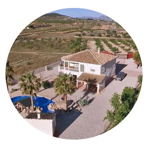 Photo for Situated in beautiful Hondon de los Frailes is Villa la Grande.