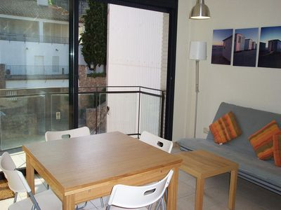 Photo for ONA BLAVA 4 - apartment in the center of Tamariu-Costa Brava