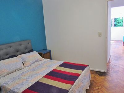 Photo for Las Cañitas, Palermo. BEST LOCATION 1 brm bright and spacious apartment