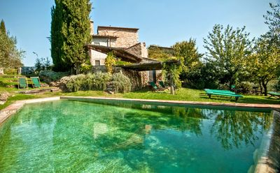 Photo for 6BR Villa Vacation Rental in Radda in Chianti, SI