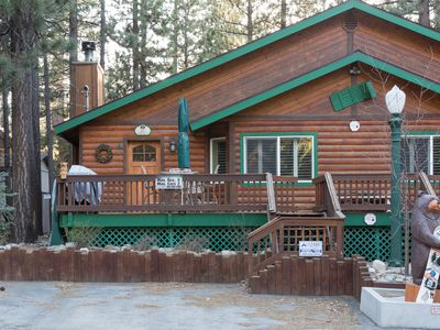 Photo for Summit Cabin Unit A, walk to snow summit trails and skiing