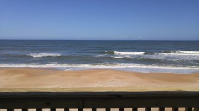 Photo for BOOK NOW FOR SUMMER! Oceanfront S. Ponte Vedra Beach Home near St. Au