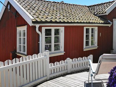 Photo for 4 star holiday home in Gullholmen