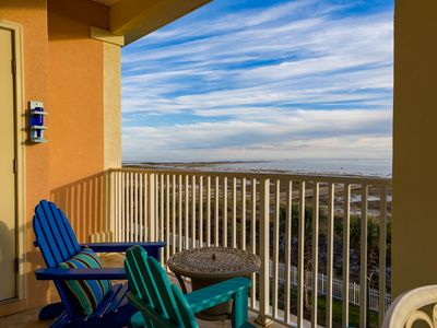 Photo for NEW LISTING! Condos w/lock-out feature, great views, shared pools & beach access